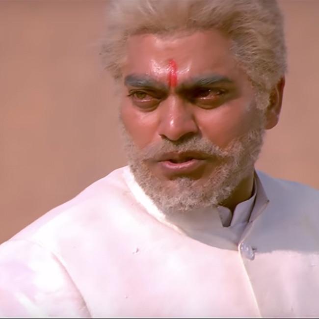 Ashutosh Rana in Ab Ke Baras movie