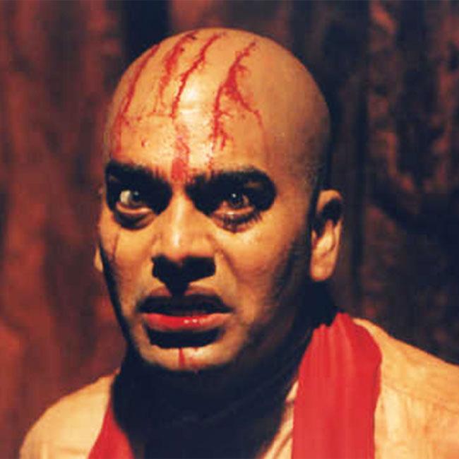 Ashutosh Rana in Sangharsh