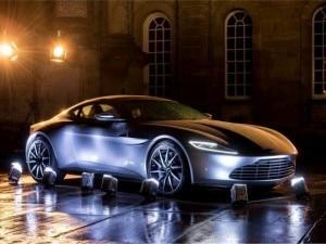 Aston Martin DB10: Photo Gallery