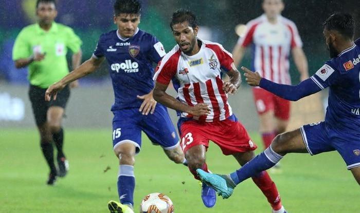 ATK apply early pressure on Chennaiyin