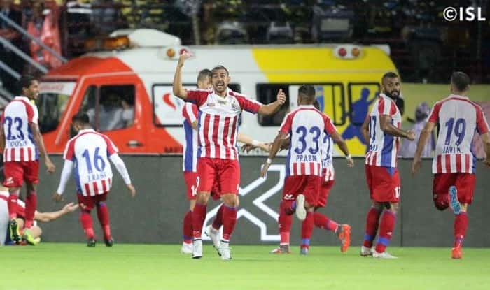 ATK showed glimpses of dominance in first half