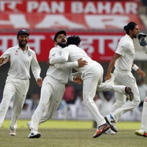 India Vs Australia 2017, 3rd Test Day 4: Highlights of the match