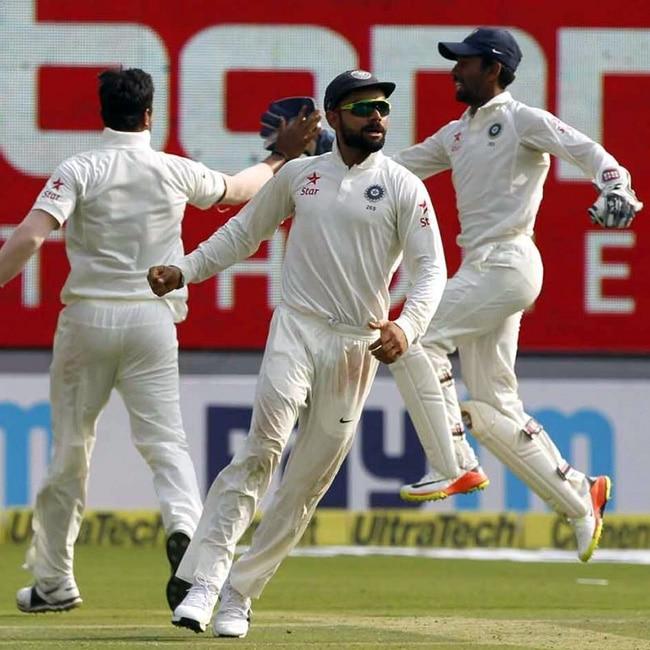 Australia 237 6 at stumps during day 2 of India vs Australia 2nd test match