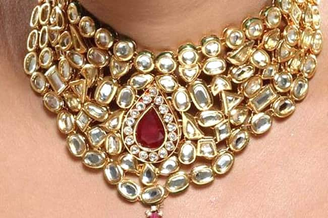 Avoid buying any stones in your jewellery