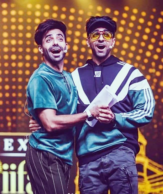 Ayushmann  Aparshakti Khurana Leave Audience in Splits With Their Comic Timings