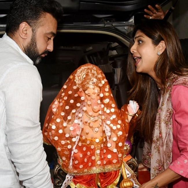 B town stars celebrate Ganesh Chaturthi