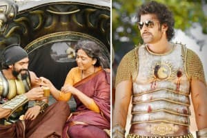 Baahubali 2: 15 Rare And Unseen Pictures From The Sets of Prabhas-Anushka Shetty Starrer