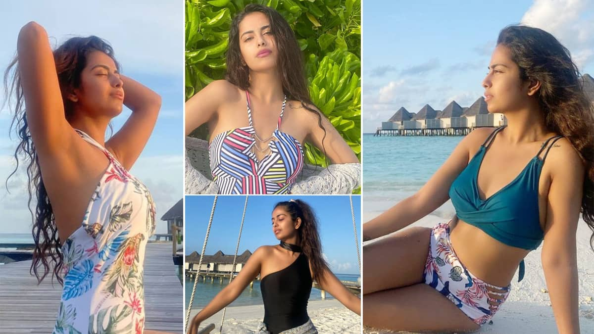 Balika Vadhu actor Avika Gor stuns in bikini pictures from the Maldives
