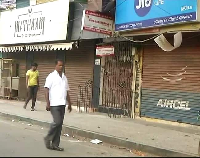 Bandh called in Tamil Nadu over constitution of Cauvery Management Board