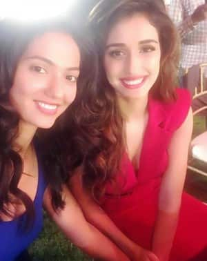 Disha Patani Shares Her Sister Khushboo Patani's Throwback Pictures From Her Army Training Days