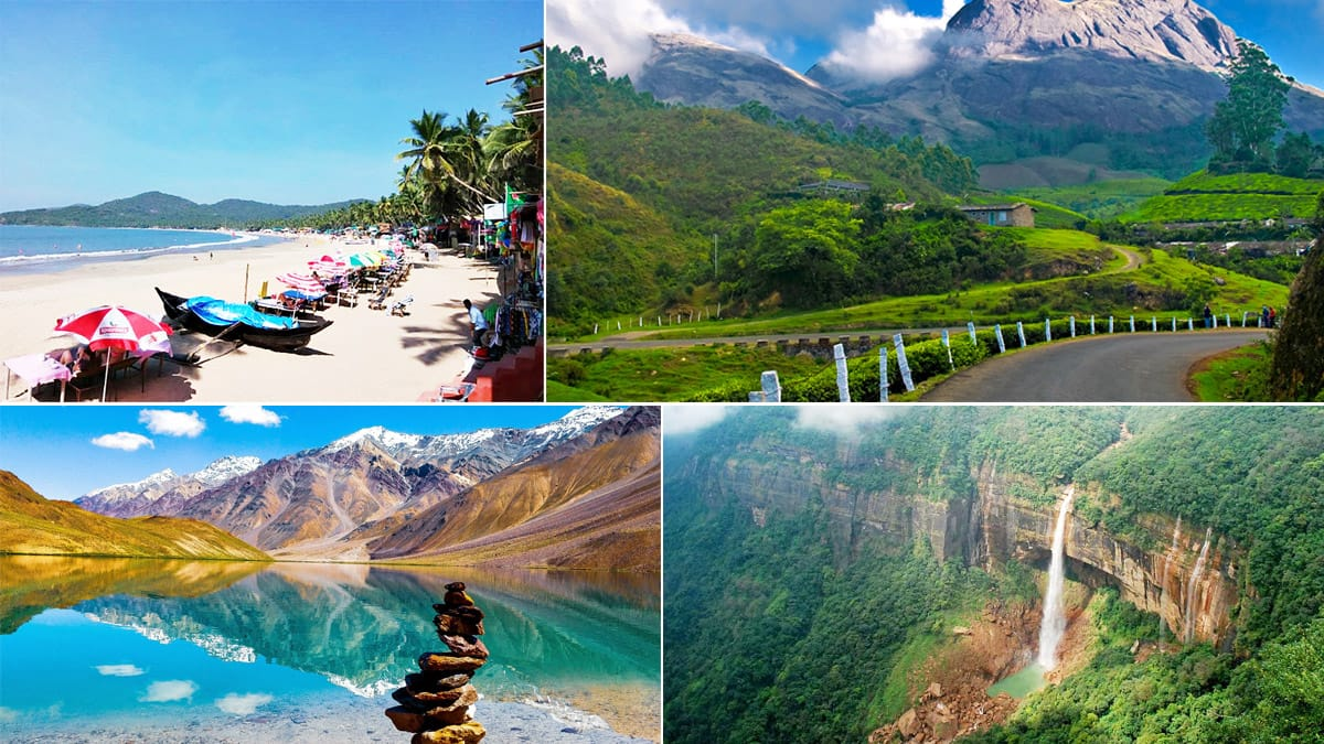 Best Monsoon Destinations   5 Beautiful Places to Visit in India During Monsoon
