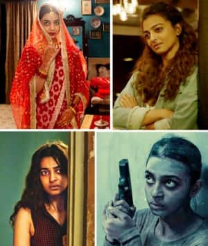Best Performances of Radhika Apte - From Ghoul to Padman
