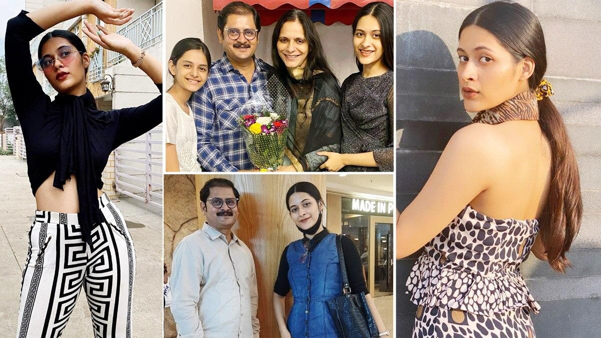 Bhabiji Ghar Par Hai Fame Manmohan Tiwari Aka Rohitashv   s Daughter Giti is a Gorgeous Diva