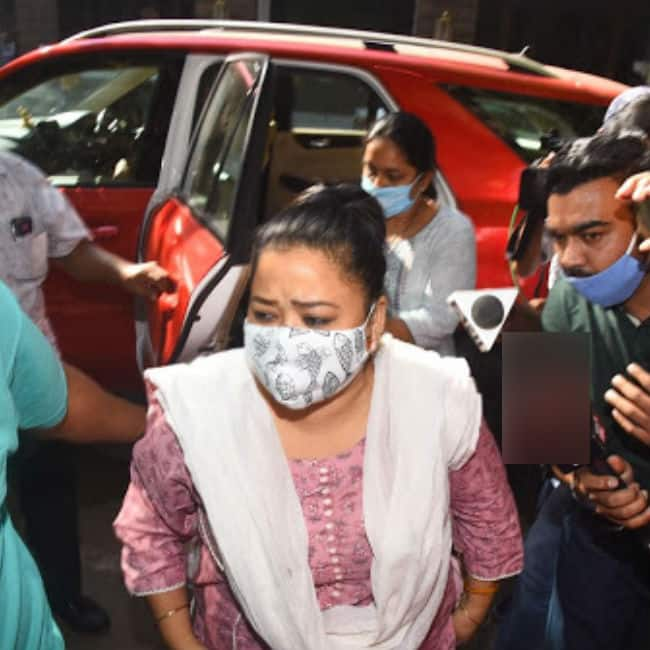 Bharti Singh admitted to taking drugs with husband Harsh Limbachiyaa