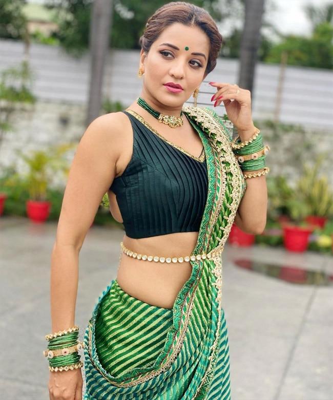 Bhojpuri Actor Monalisa Hot Photos