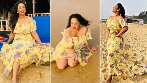 Bhojpuri Sensation Rani Chatterjee Latest Pictures From Goa Will Wipe-Off Your Thursday Blues
