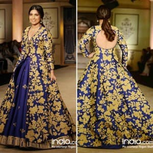ICW 2017: Bhumi Pednekar and Athiya Shetty raised the glamour quotient on Day 3 of the fashion week!