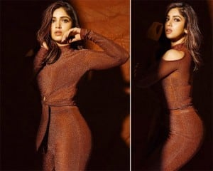 Bhumi Pednekar Adds Shimmer And Shine to Her Day With These Glamorous Instagram Pictures