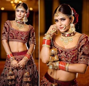Bigg Boss 13 Fame Madhurima Tuli's bridal avatar that you simply cannot ignore