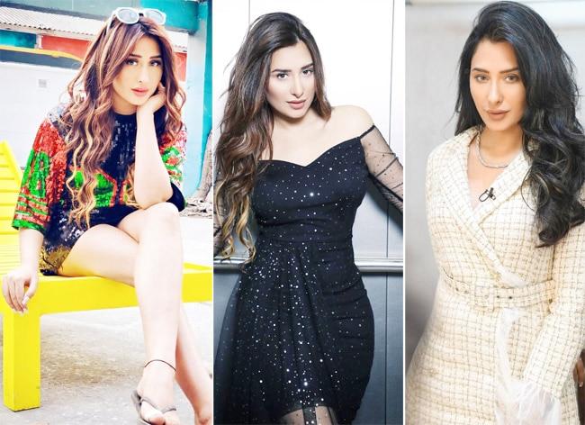 Bigg Boss 13 Fame Mahira Sharma Shares Hot Pictures