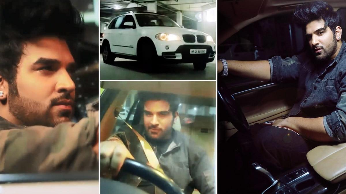 Bigg Boss 13 fame Paras Chhabra buys an expensive car for himself