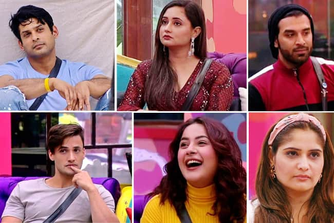 Bigg Boss 13  List of All The Contestants Who Locked up Inside The Controversial House