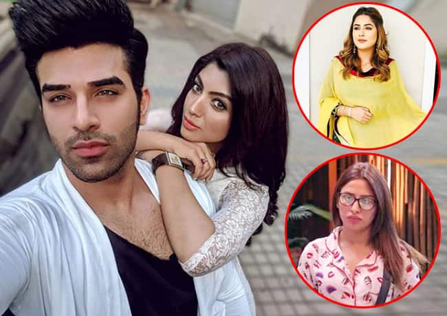 Bigg Boss 13  Paras Chhabra   s Girlfriend Akansha Puri Says That    He is Mine