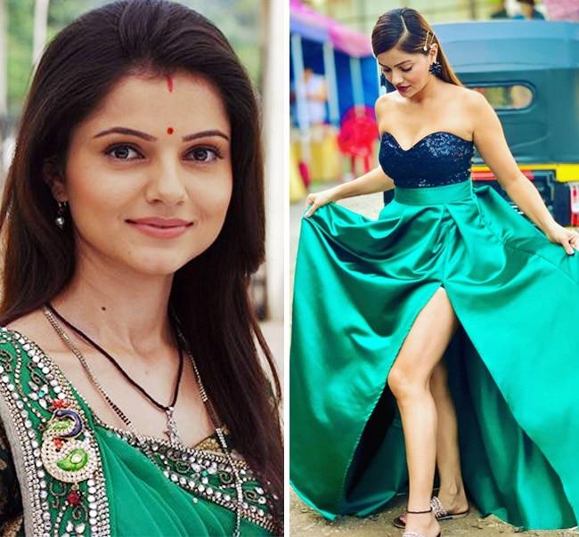 Bigg Boss 14 contestant Rubina Dilaik looks pretty in old photos