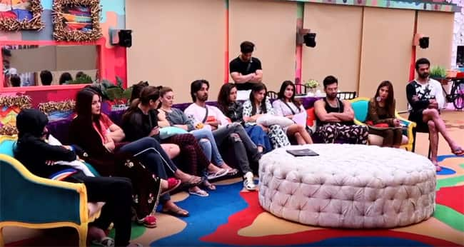 Bigg Boss Asks Housemates to Name Those Who Doesn t Deserve to be The Captain