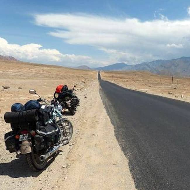 Bike trip to Leh and Ladakh