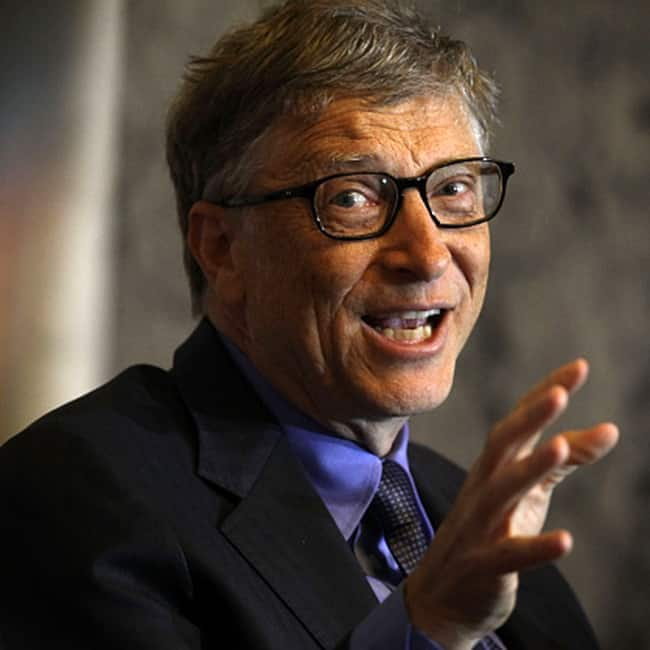 Bill Gates is the tops the list of Richest Tech Billionaires in the world in 2016