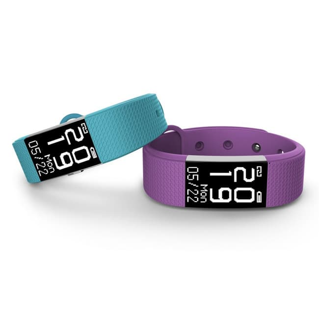 Bingo F2 fitness band tracker features