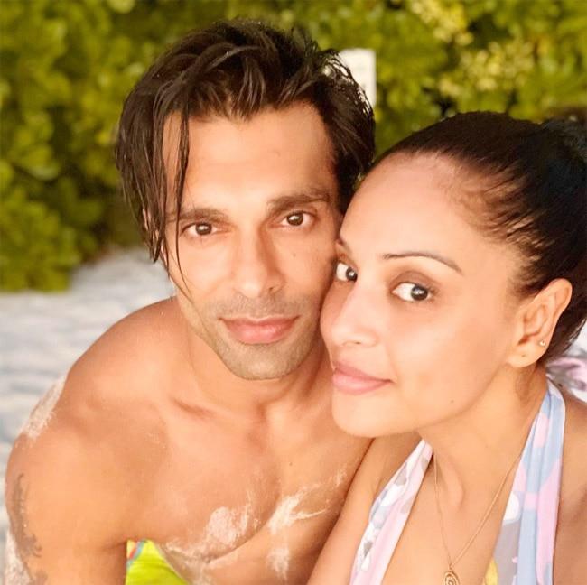 Bipasha Basu And Karan Singh Grover Are Picture Perfect Couple