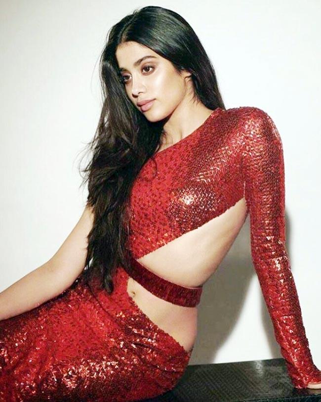 Birthday girl Janhvi Kapoor Turns 22 today