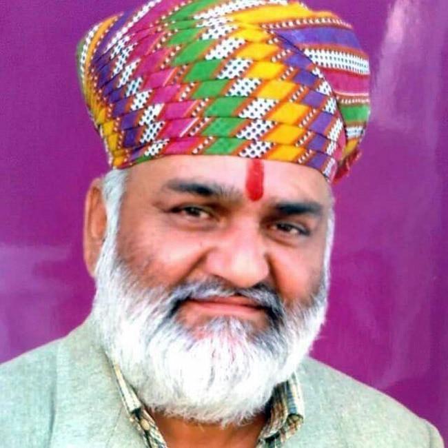 BJP MLA Kalyan Singh passed away