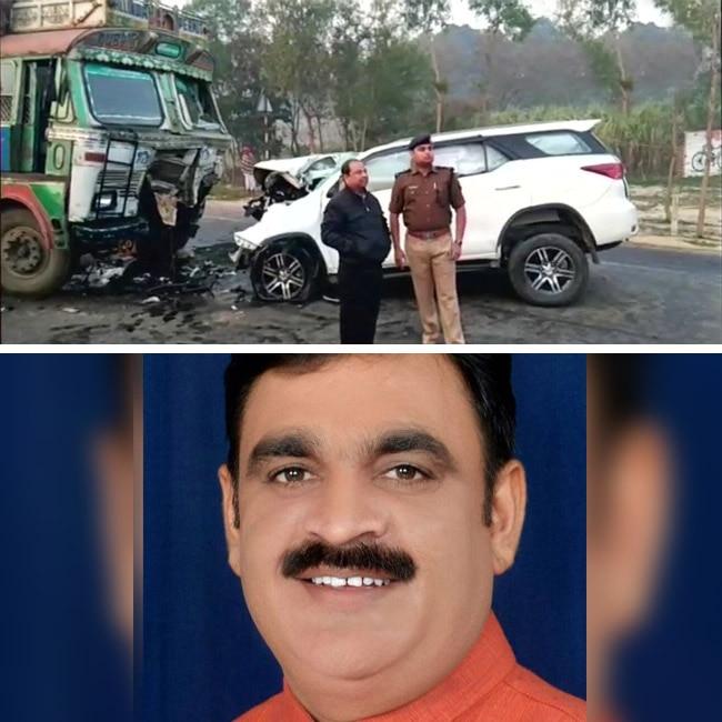 BJP MLA Lokendra Singh dies in a road accident