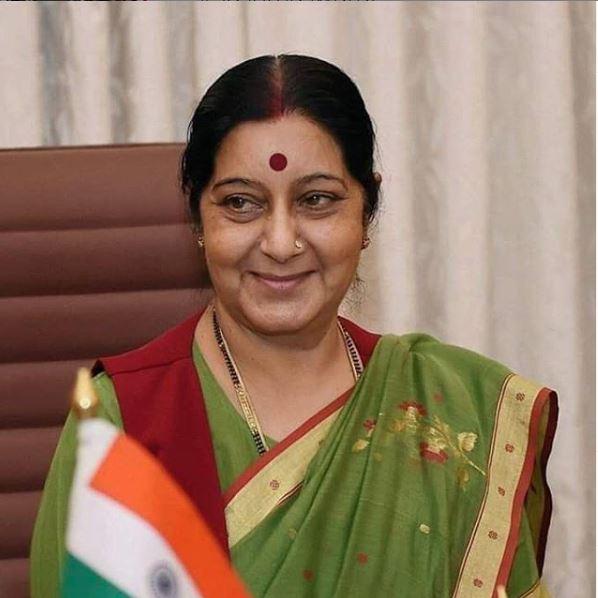 BJP stalwart and former external affairs minister Sushma Swaraj dies after suffering cardiac arrest