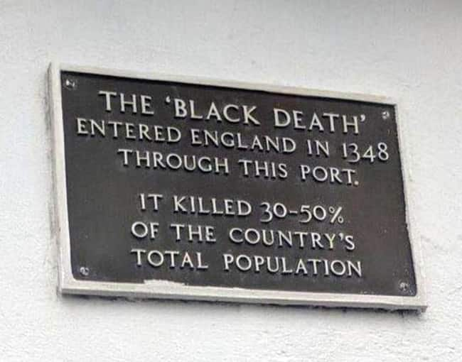 Black Death Bubonic Plague Arrived in Europe