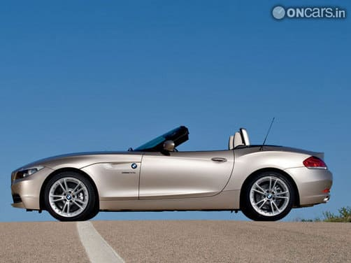 BMW Z4 Exterior img3