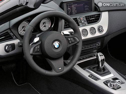 BMW Z4 Interior img1