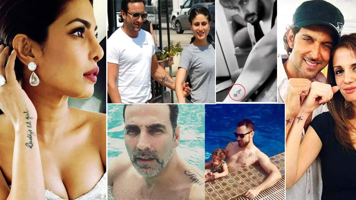 Bollywood actors who have dedicated their tattoos to loved ones