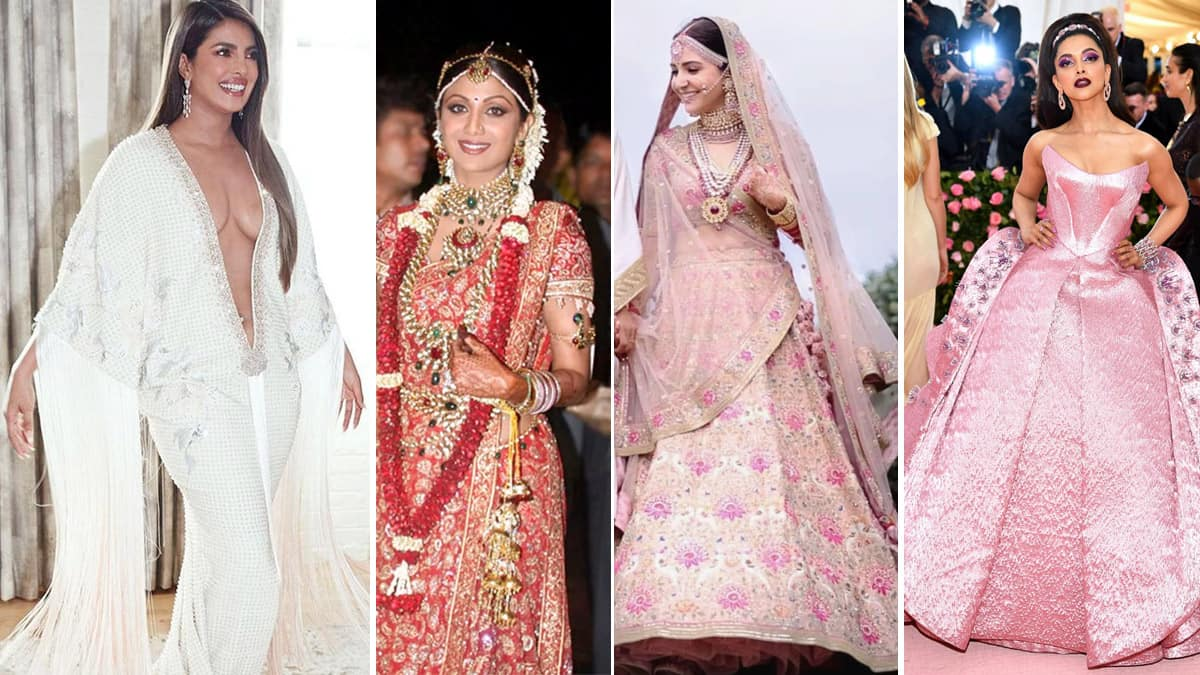 Bollywood actresses and their most expensive outfits