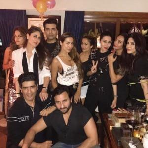 PICS: Kareena Kapoor celebrates 37th birthday with friends and family