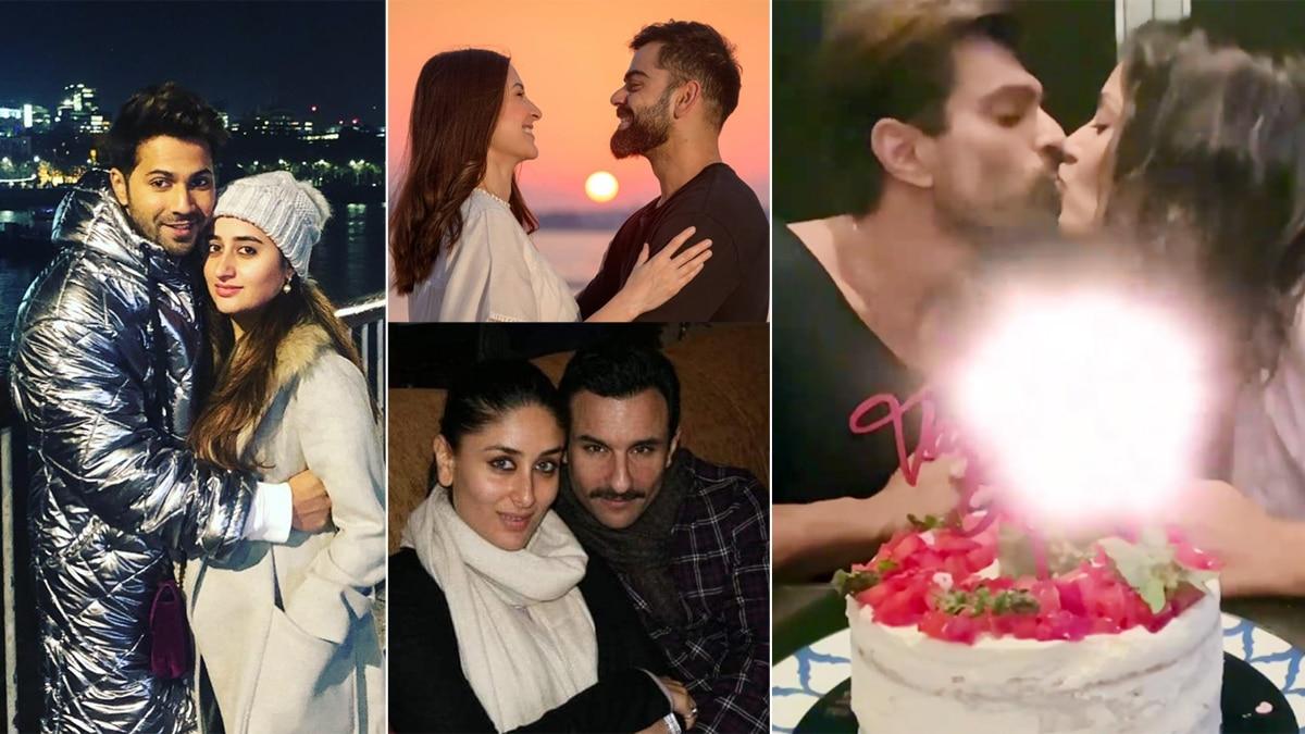 Bollywood celebs celebrate Valentine s Day