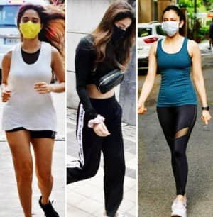 All The Bollywood Actors Who Hit The Streets For Run And Walk as Soon Post COVID-19 Lockdown in Mumbai