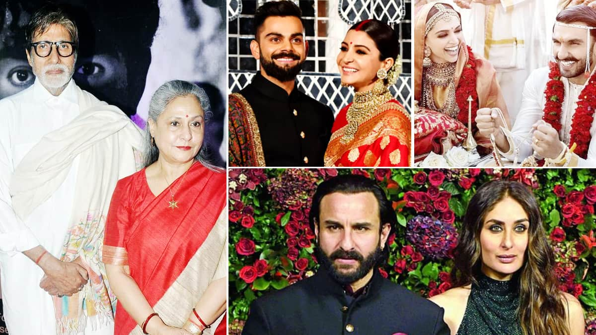 Bollywood Couples Who Met On The Sets And Fell In Love