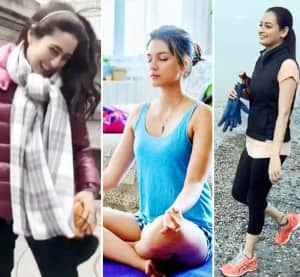 Bollywood Ladies' Have Different Definitions But One Motto on World Health Day