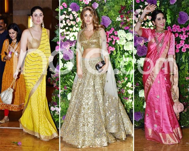 Bollywood looks from Armaan Jain s wedding
