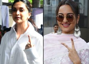 Deepika Padukone, Vidya Balan, Sonakshi Sinha And Other Bollywood Divas Vote