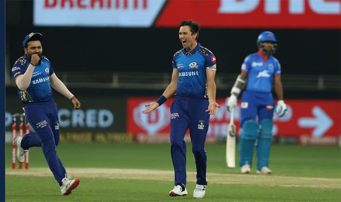 Boult From The Blue
